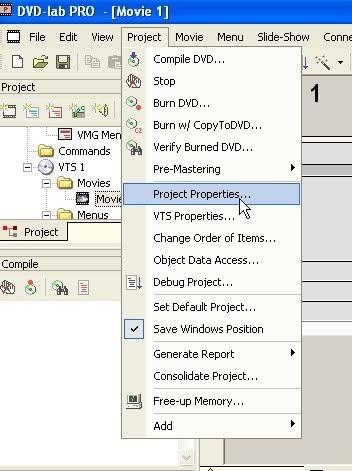 Handleiding voor Dvdlab pro v1.53 Dvdlabpro20
