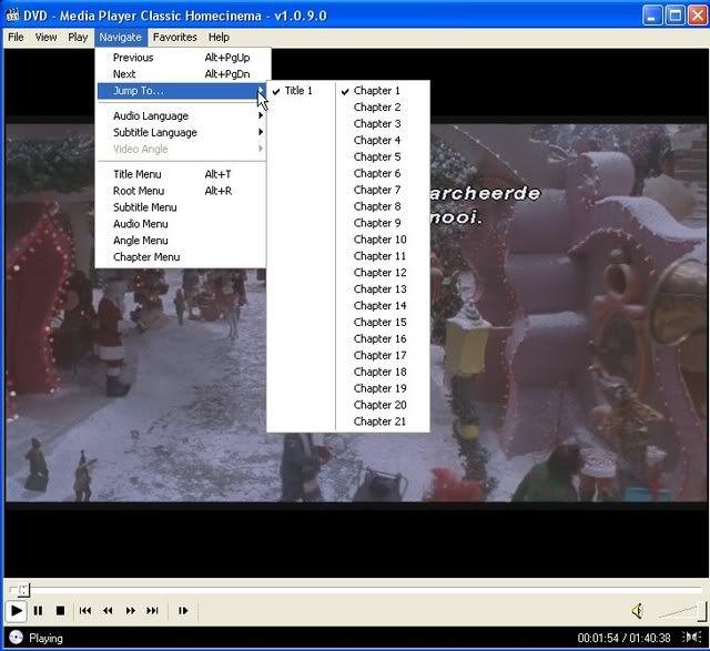 Speel avi's en dvd's met subs in media player Picture010