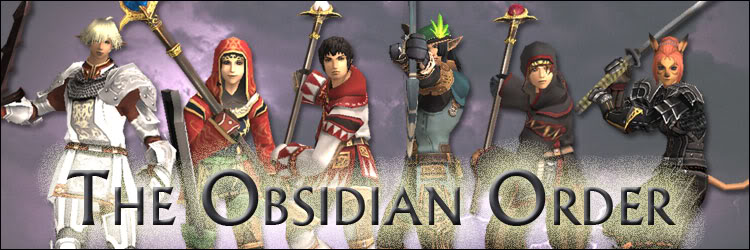 The Obsidian Order
