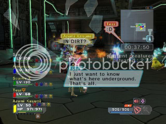 Tear and Ni's Adventure in PSU PsuIlluminus2008-08-0201-47-20-49