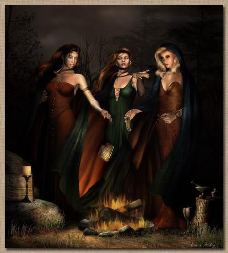 Bosansko vještičarstvo Witches
