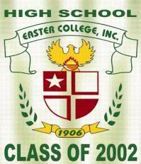 Easter School Batch 2002