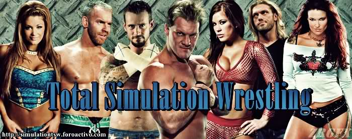 Total Simulation Wrestling