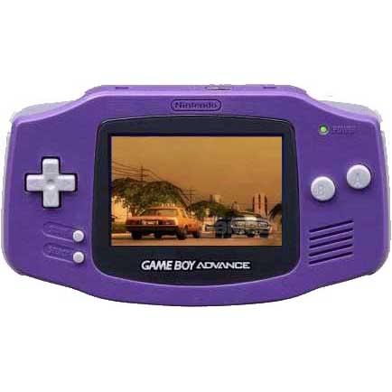 Nintendo GameBoy Advance(GBA) Gba