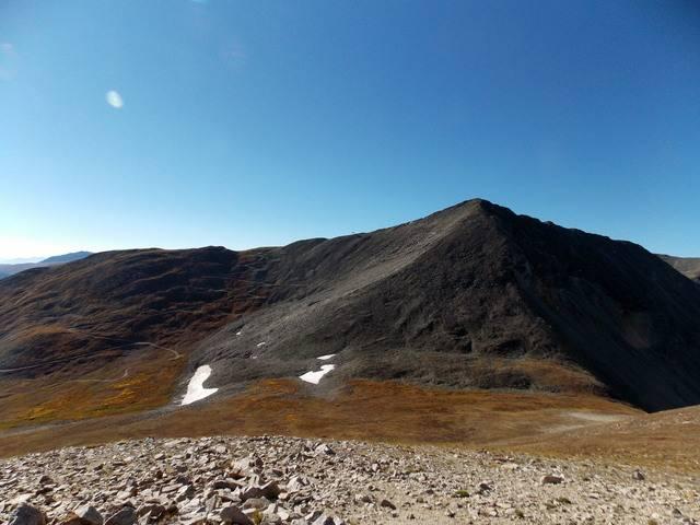 Hiking with dogs~Peak 9- 13,195ft & Peak 10- 13,633ft ~ Colorado DSCN2708