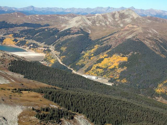 Hiking with dogs~Peak 9- 13,195ft & Peak 10- 13,633ft ~ Colorado DSCN2713