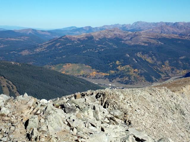 Hiking with dogs~Peak 9- 13,195ft & Peak 10- 13,633ft ~ Colorado DSCN2714