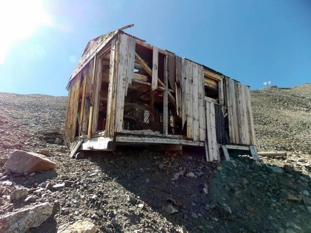 Hiking with dogs~Peak 9- 13,195ft & Peak 10- 13,633ft ~ Colorado DSCN2760