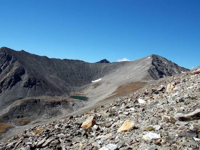 Hiking with dogs~Peak 9- 13,195ft & Peak 10- 13,633ft ~ Colorado DSCN2771