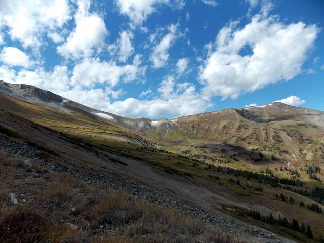 Hiking with dogs~Peak 9- 13,195ft & Peak 10- 13,633ft ~ Colorado DSCN2869