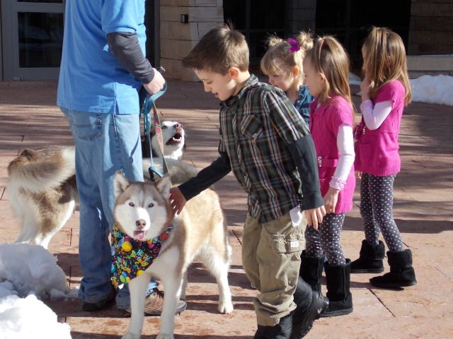 Rescue Event this past weekend with North Star Sib rescue 2012-01-01000000-25
