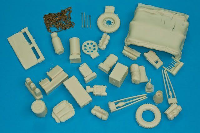 RB Models resin bits 08-1