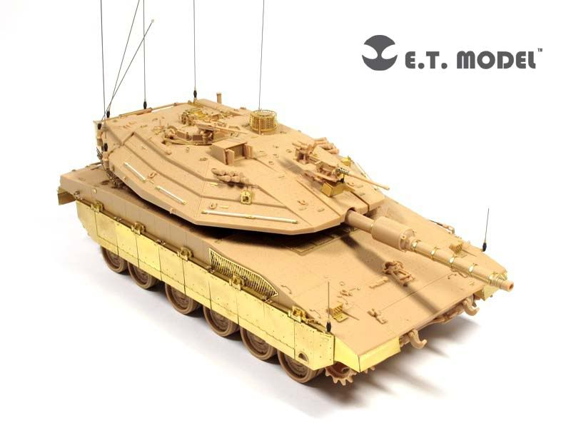 Recent releases from ET Models 1-4