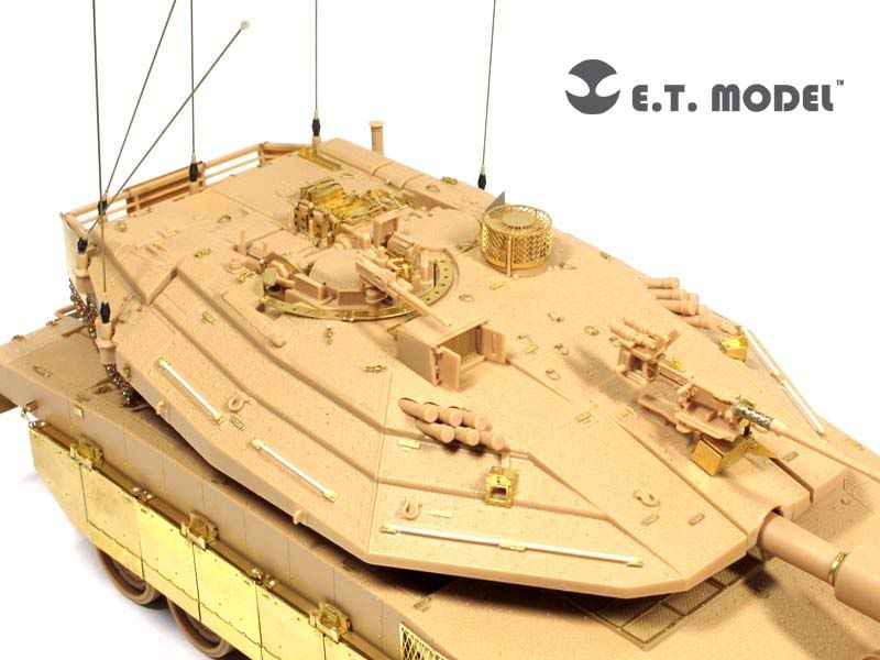 Recent releases from ET Models 2-3