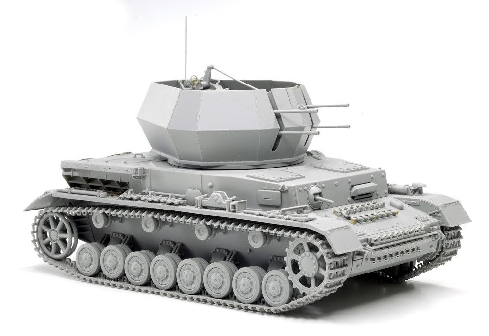 Built up photos of Dragons new Wirbelwind 6342_3