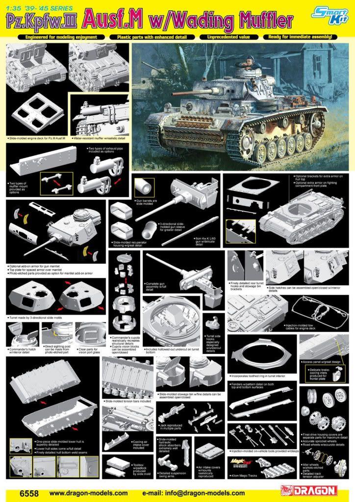 Dragons Next 1/35th armor kit 6558poster