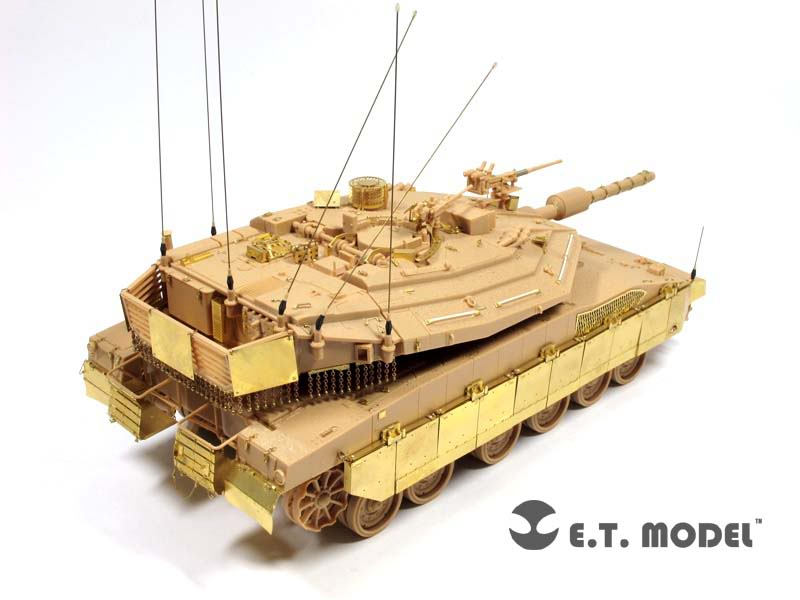Recent releases from ET Models 8-1