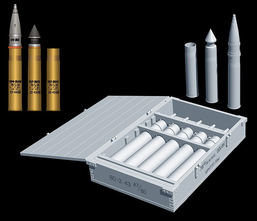 More cool stuff from Mini-Art Ammo_Boxes
