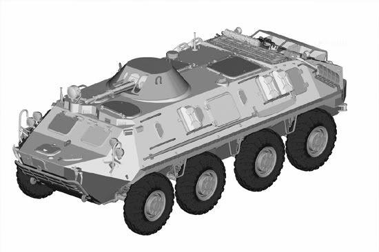 Some future stuff from Trumpeter BTR-60PB