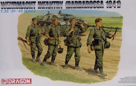 Awesome new figure set from Dragon Barbarosa