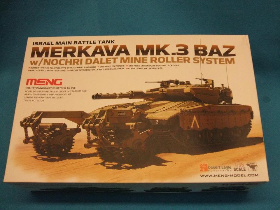 A really really nice Merkava 3 BAZ with Nochri Dalet. DSCF1645_zps31d6e629