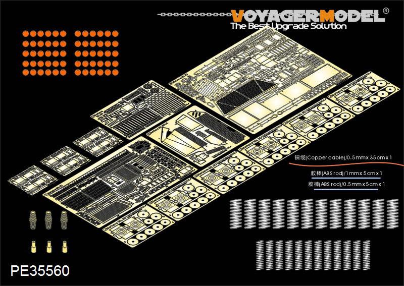 April releases from Voyager. HobbyBossMerkava3Dwchains1_zps51ffef38