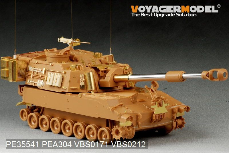 Voyagers February releases. M109A6TamiyaItaleria3_zps69544f4e