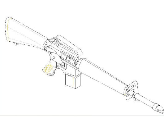 More Trumpeter future releases M16A1
