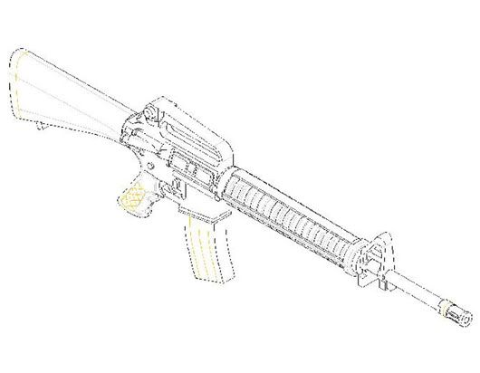 More Trumpeter future releases M16A2