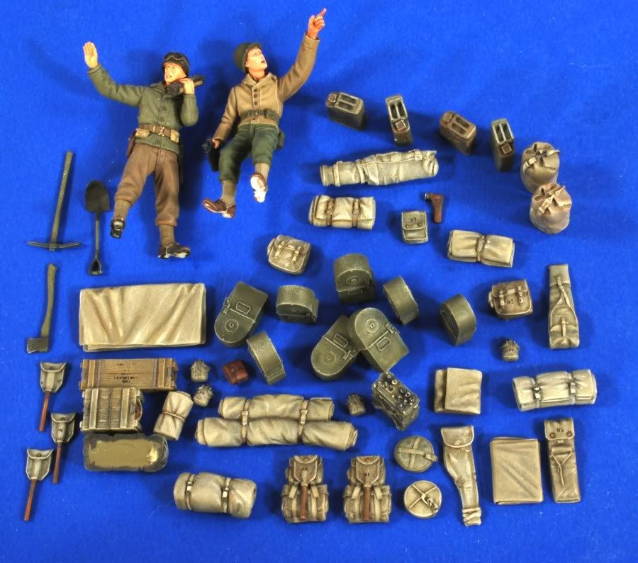 Verlinden announced relases M16stowagea