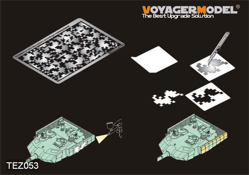November releases from Voyager PLApaintstencil
