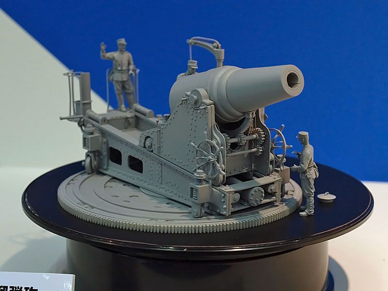 Pit Road Artillery releases. PitRoad35th280mmRussoJap