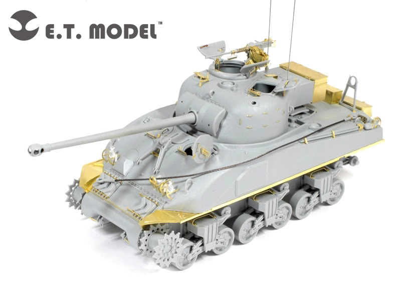 New Stuff from E.T. Models ShermH1