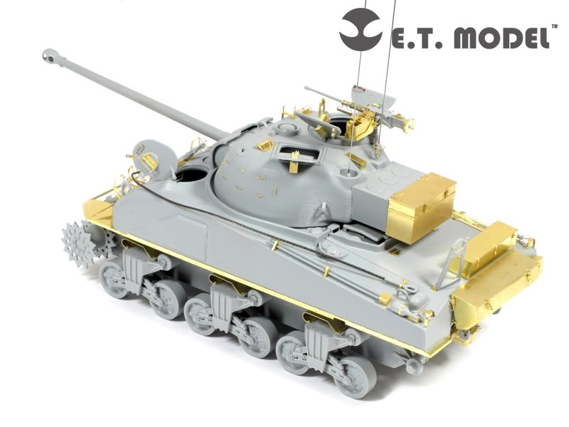 New Stuff from E.T. Models ShermH2