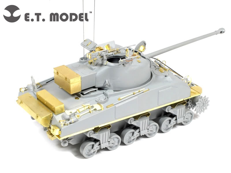 New Stuff from E.T. Models ShermH3