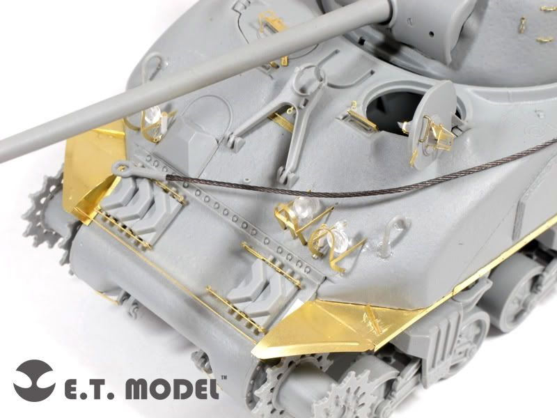 New Stuff from E.T. Models ShermH5