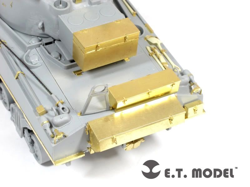 New Stuff from E.T. Models ShermH7