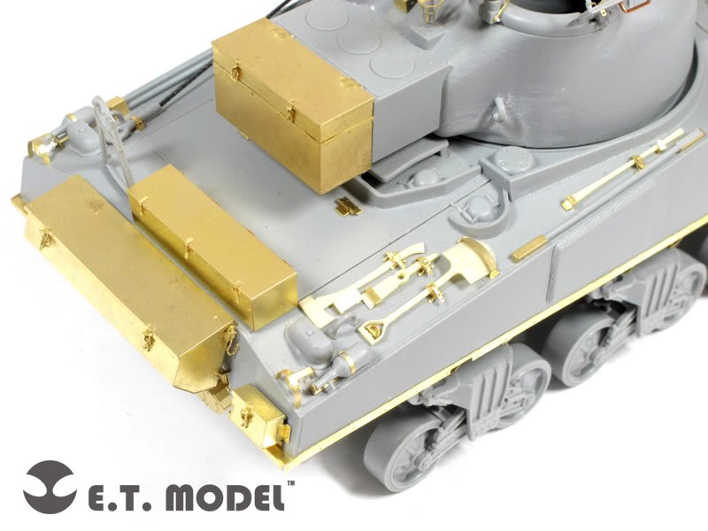 New Stuff from E.T. Models ShermH8