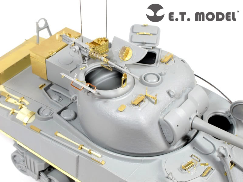New Stuff from E.T. Models ShermH9