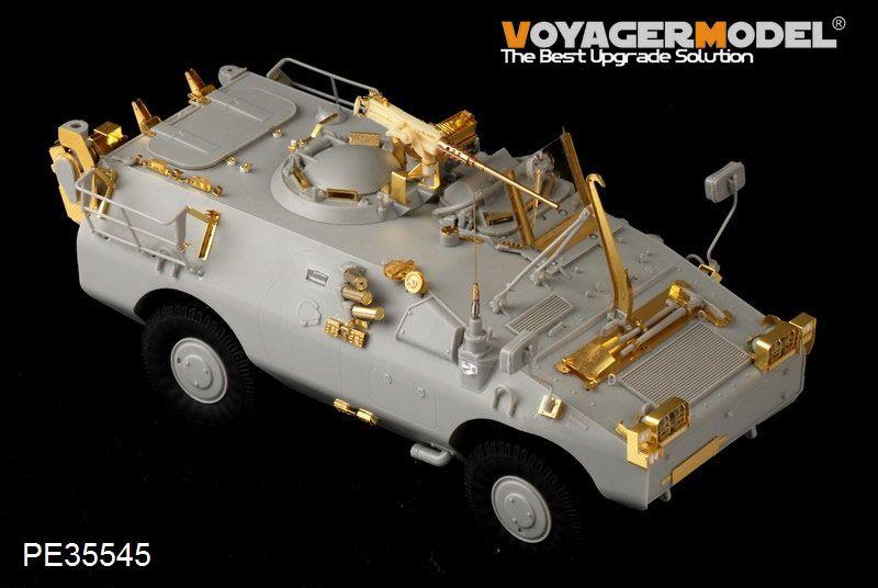 Voyagers June releases TrumpeterItalian4X4Puma4_zpsd1efe38f