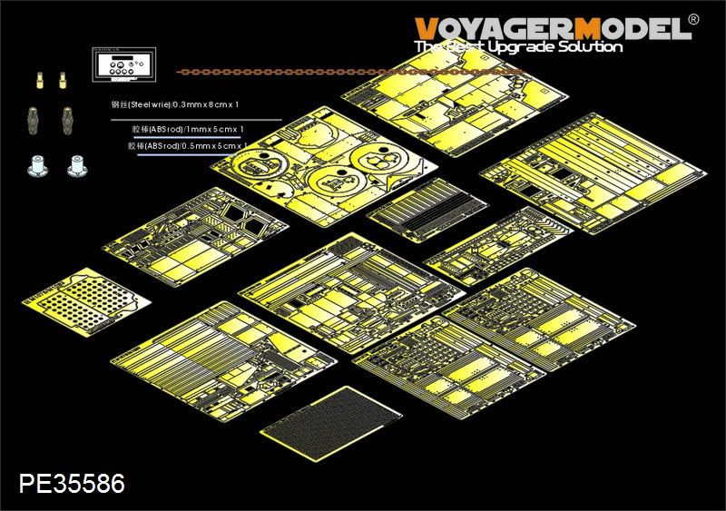 Voyagers June releases TrumpeterM1078armoredcabbasic1_zps0a2c2c86