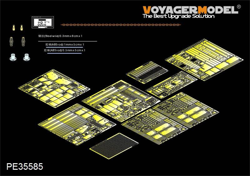 Voyagers June releases TrumpeterM1078standardcab1_zpsce0707c3