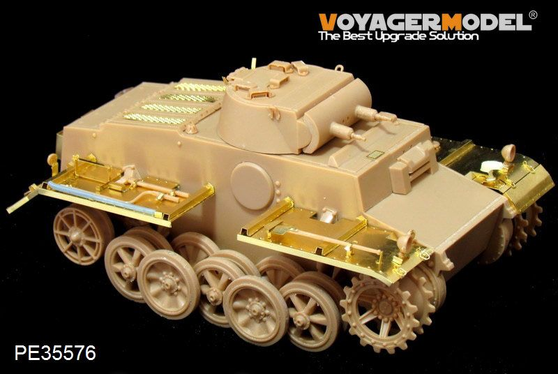 Voyagers May releases. VoyagerMayHobbybossPzIFearly4_zpsf6b5a65a