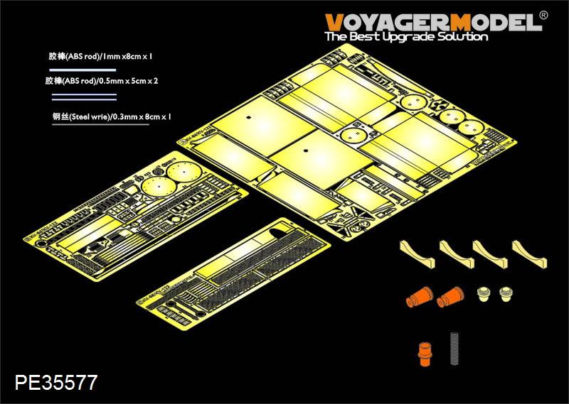 Voyagers May releases. VoyagerMayreleasesTrumpeterKV85122basic1_zps175af4b4