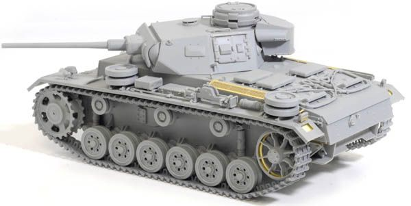 Early photos of Dragons new Pz III L _DSC0265