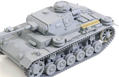 Early photos of Dragons new Pz III L _DSC0269