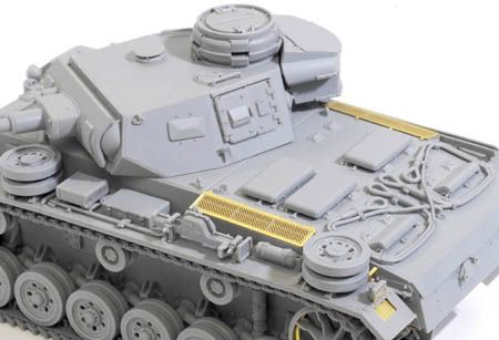 Early photos of Dragons new Pz III L _DSC0271