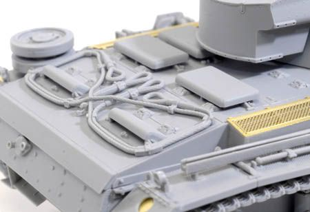 Early photos of Dragons new Pz III L _DSC0276