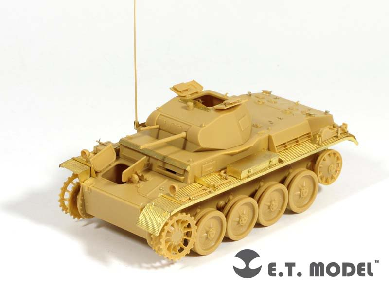 Recent releases from ET Models C-2