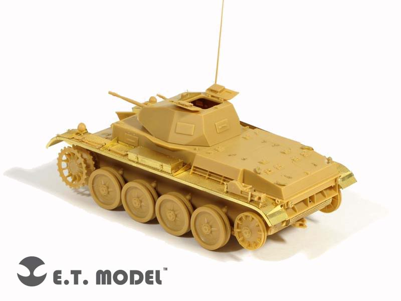 Recent releases from ET Models Cc